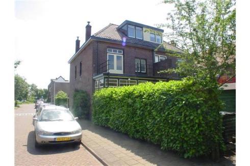 Het huis gezien vanaf de Deventerweg